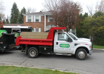 Dollard des Ormeaux landscaping company Paysagiste Wolfe Landscaping Inc.