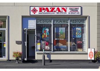 Mississauga art gallery Pazan Gallery