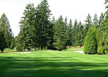 Surrey golf course Peace Portal Golf Course