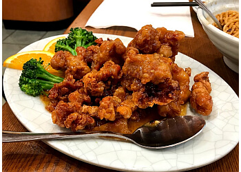 Vancouver chinese restaurant Peaceful Restaurant