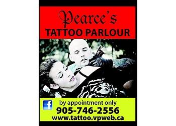 Pearce's Tattoo Parlour Norfolk Tattoo Shops