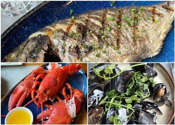 Toronto seafood restaurant Pearl Diver