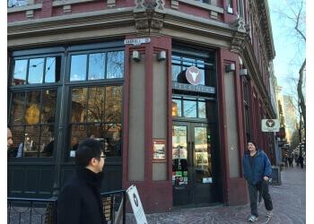 Vancouver bbq restaurant Peckinpah