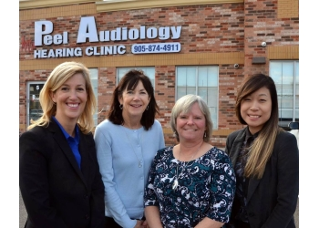 Brampton audiologist Peel Audiology and Hearing Aid Services