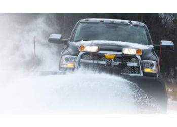 Surrey snow removal Pegasus Snow Removal + Ice Management