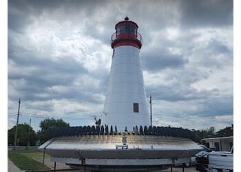 Windsor landmark Pelee Passage Lighthouse