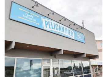 Calgary seafood restaurant Pelican Pier