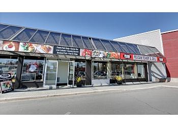 Ottawa seafood restaurant Pelican Seafood Market & Grill
