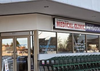 North Vancouver urgent care clinic Pemberton Marine Medical Clinic