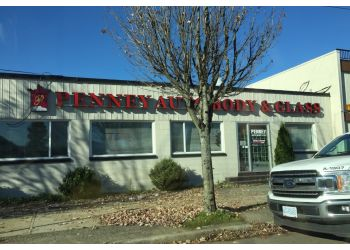 Vancouver auto body shop Penney Auto Body & Glass