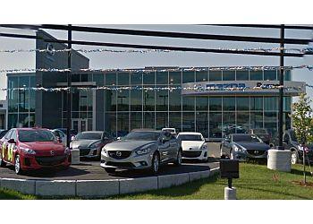 St Johns car dealership Penney Mazda