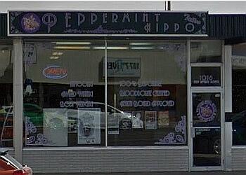 Peppermint Hippo Tattoo