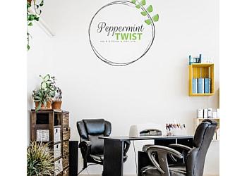 Grande Prairie hair salon Peppermint Twist Hair Design