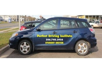 Fredericton driving school Perfect Driving Institute