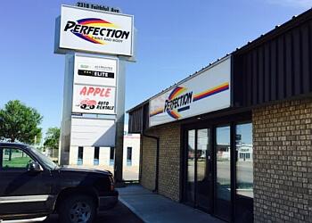 Saskatoon auto body shop Perfection Paint & Body