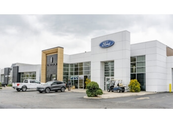 Windsor car dealership Performance Ford