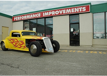 Brampton auto parts store  Performance Improvements