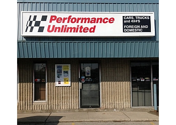 London auto parts store Performance Unlimited