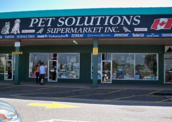 Surrey pet grooming Pet Solutions Supermarket & Grooming