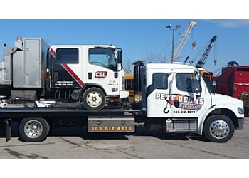 Hamilton towing service Pete Gelms Towing