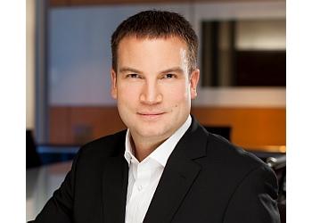 Kelowna business lawyer Peter Borszcz