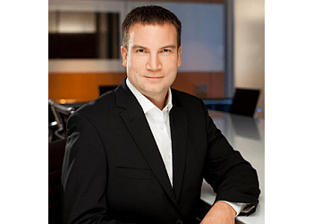 Kelowna business lawyer Peter Borszcz