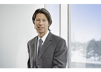 Burlington intellectual property lawyer Peter R. Everitt