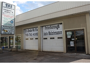 Peterborough Auto Maintenance & Repair