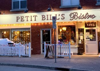 Ottawa french cuisine Petit Bill's Bistro