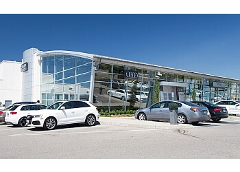 Vaughan car dealership Pfaff Audi