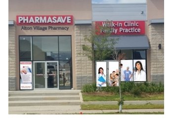 Burlington pharmacy Pharmasave Alton Village Pharmacy