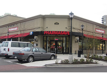 New Westminster pharmacy Pharmasave Columbia Square
