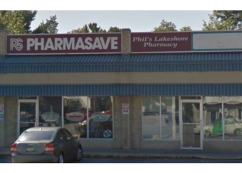 North Bay pharmacy Pharmasave Phil's Lakeshore Pharmacy