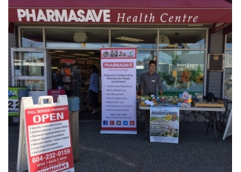 Richmond pharmacy Pharmasave Steveston Village
