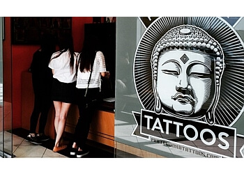 Markham tattoo shop Phat Buddha Elite Tattoos