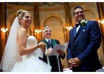Mirabel wedding officiant Philippe Célébrant FSEV