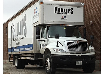 Caledon moving company Phillips Moving & Storage