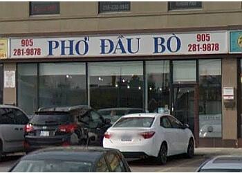 Mississauga vietnamese restaurant Pho Dau Bo Restaurant