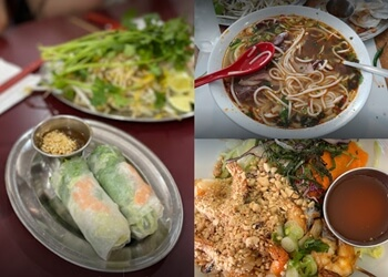 Montreal vietnamese restaurant Pho Lien