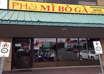 Ottawa vietnamese restaurant PHO MI BO GA