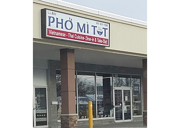 Burlington vietnamese restaurant Pho Mi T & T Vietnamese -Thai Cuisine