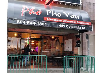 New Westminster vietnamese restaurant Pho Pho You