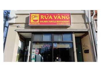 Toronto vietnamese restaurant Pho Rùa Vàng Golden Turtle Restaurant