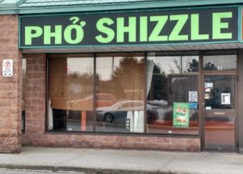 Cambridge vietnamese restaurant Pho Shizzle Restaurant