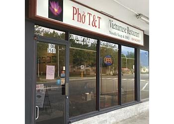 Port Coquitlam vietnamese restaurant Pho T & T Vietnamese Restaurant