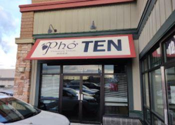 Richmond vietnamese restaurant Pho Ten