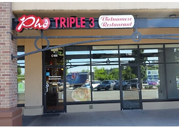 Langley vietnamese restaurant Pho Triple 3
