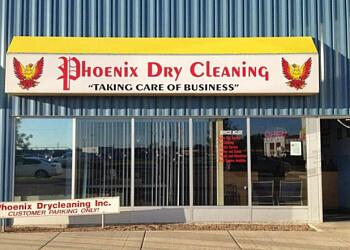 Saskatoon dry cleaner Phoenix Drycleaning Inc.