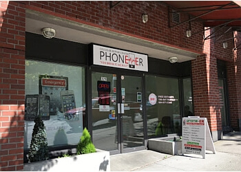 North Vancouver cell phone repair Phone-ER Cellular Repair Center