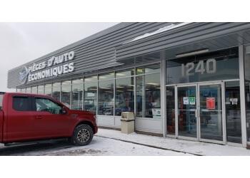 Quebec auto parts store Pièces d'Autos Économiques Inc